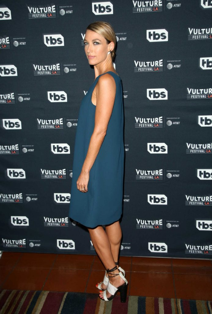 Natalie Zea at the Vulture Festival Scandal Panel in Los Angeles-3