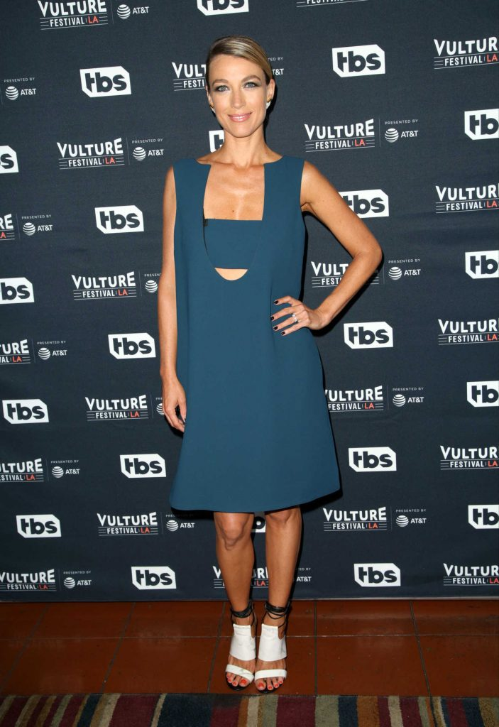 Natalie Zea at the Vulture Festival Scandal Panel in Los Angeles-4