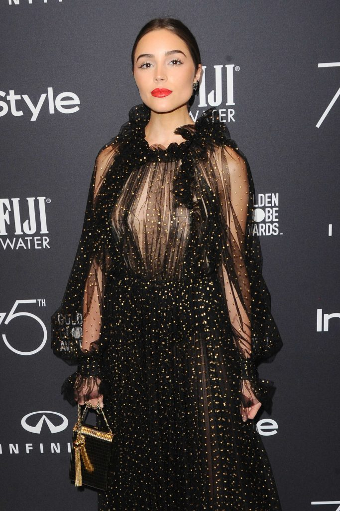 Olivia Culpo at the HFPA and InStyle Celebrate the 75th Anniversary of The Golden Globe Awards at Catch LA-4
