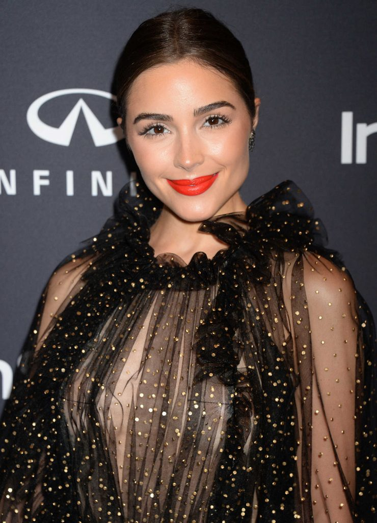Olivia Culpo at the HFPA and InStyle Celebrate the 75th Anniversary of The Golden Globe Awards at Catch LA-5