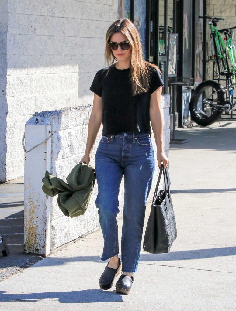 Rachel Bilson Was Seen Out in LA-1