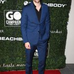 Robert Pattinson at the GO Campaign Gala in Los Angeles