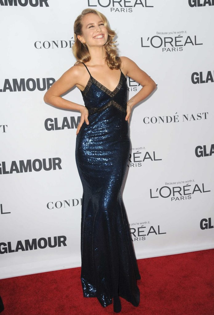 Sailor Cook at 2017 Glamour Women of the Year Awards in NYC-3