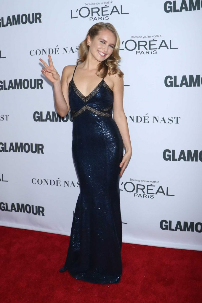 Sailor Cook at 2017 Glamour Women of the Year Awards in NYC-4