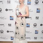 Saoirse Ronan at the 27th Annual Gotham Independent Film Awards in New York City