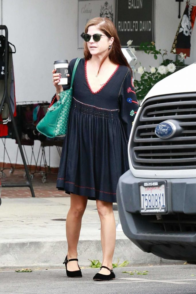 Selma Blair Grabs a Coffee Out in Los Angeles-1