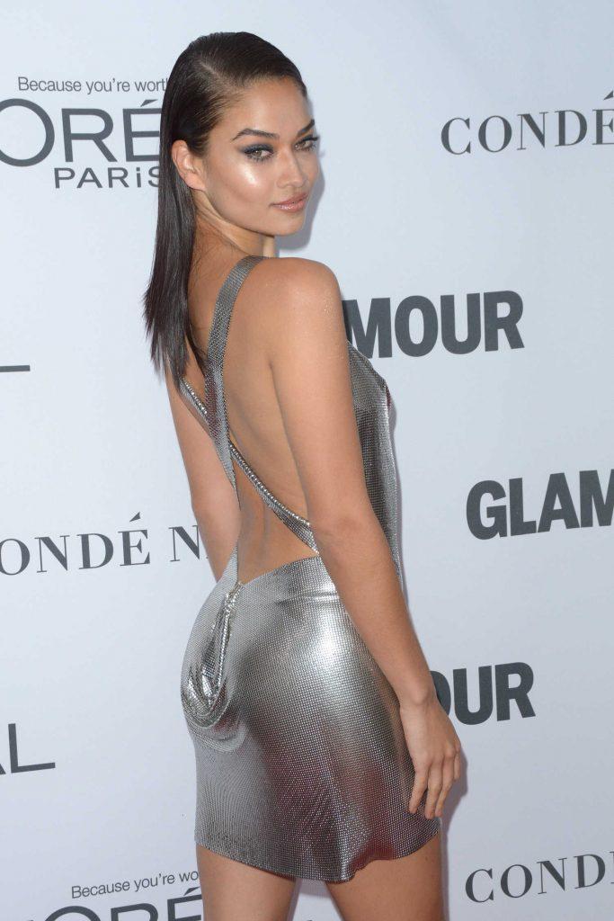 Shanina Shaik at 2017 Glamour Women of the Year Awards in NYC-4