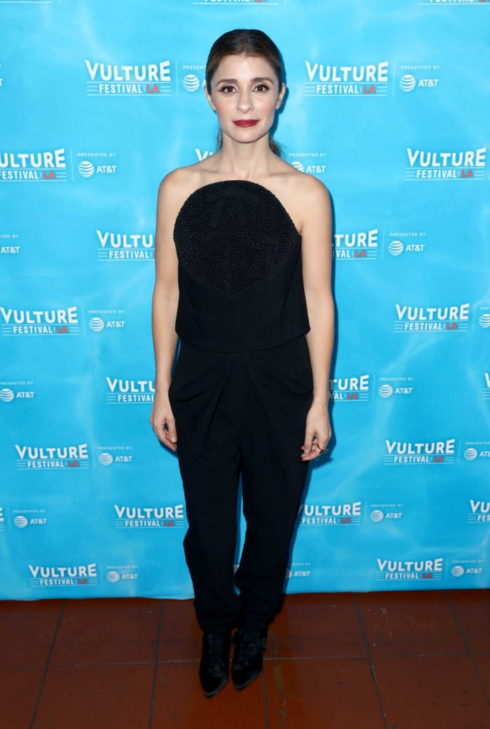 Shiri Appleby at the Vulture Festival Scandal Panel in Los Angeles-1