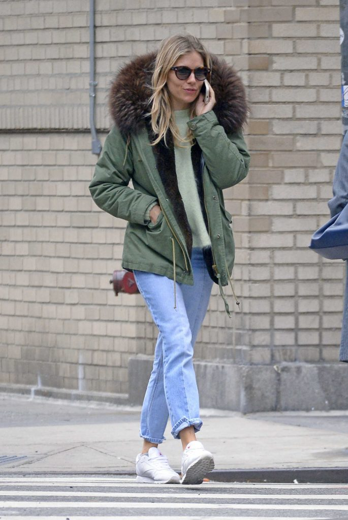 Sienna Miller Was Seen Out in New York City-1