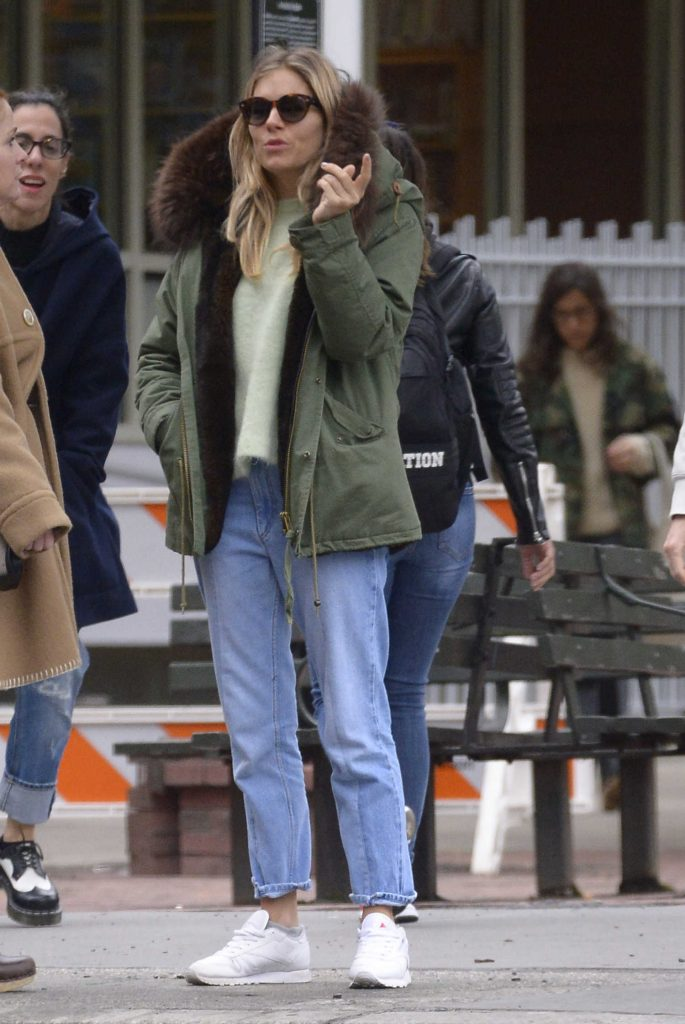 Sienna Miller Was Seen Out in New York City-5