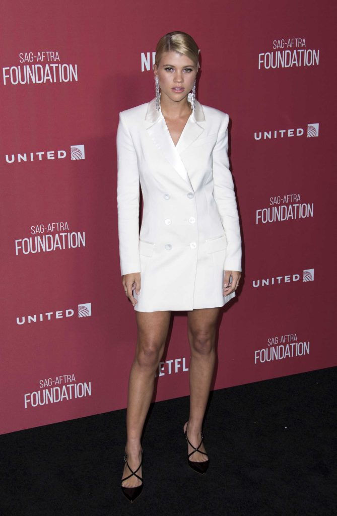 Sofia Richie at SAG-AFTRA Foundation's Patron of the Artists Awards in Beverly Hills-1
