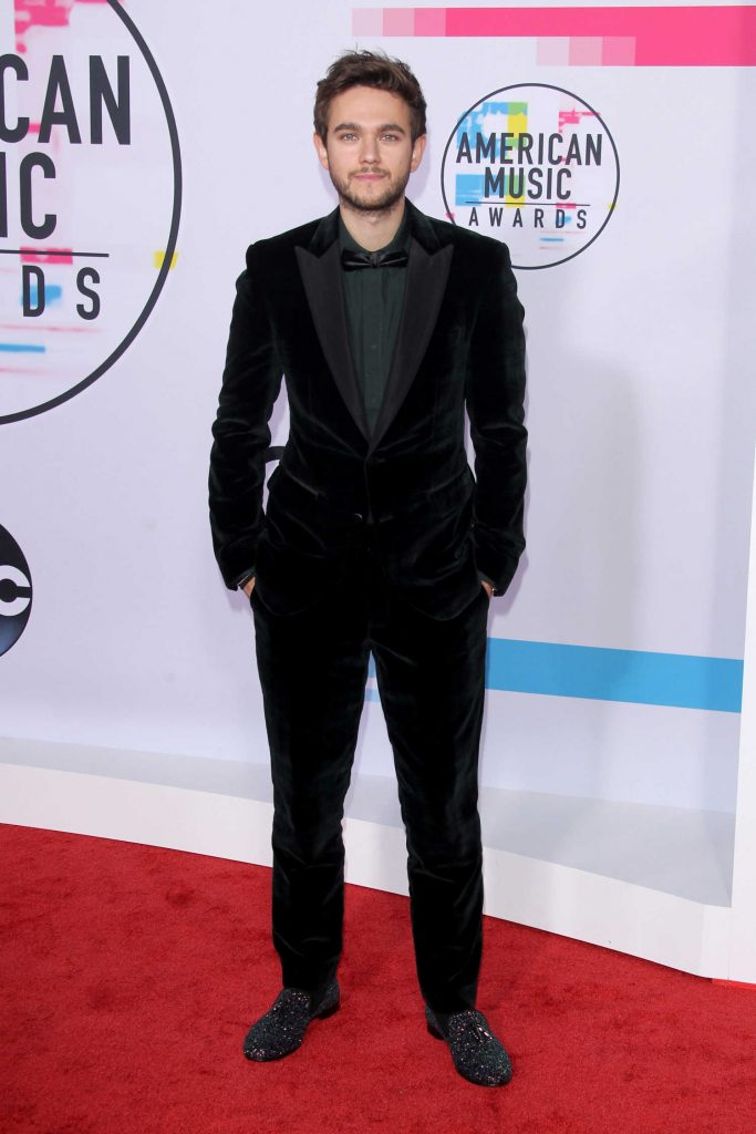 Zedd at 2017 American Music Awards at the Microsoft Theater in Los Angeles-1