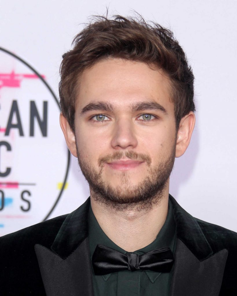 Zedd at 2017 American Music Awards at the Microsoft Theater in Los Angeles-2