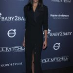 Zoe Saldana at Baby2Baby Gala at 3Labs in Culver City