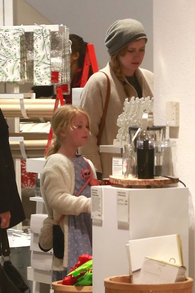 Amy Adams Gets Some Christmas Shopping in Beverly Hills-1