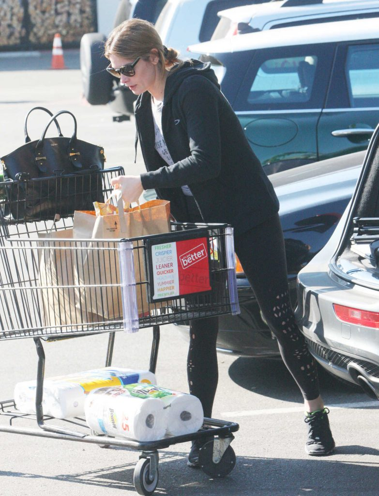 Ashley Greene Goes Shopping for Some Grocery in Beverly Hills-4