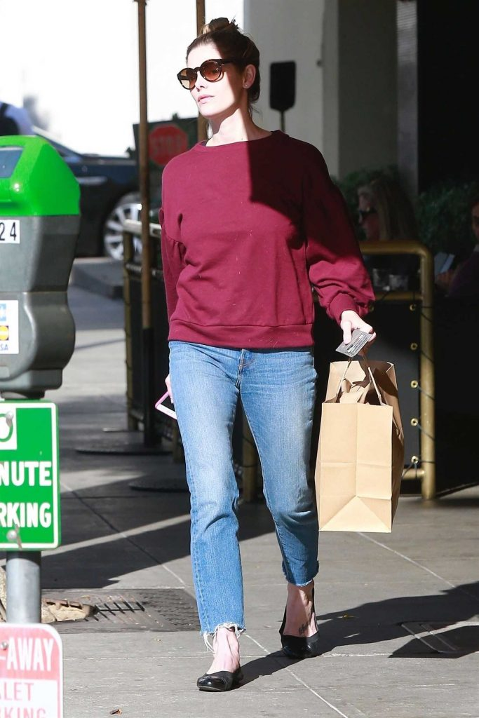 Ashley Greene Goes Shopping in Beverly Hills-2