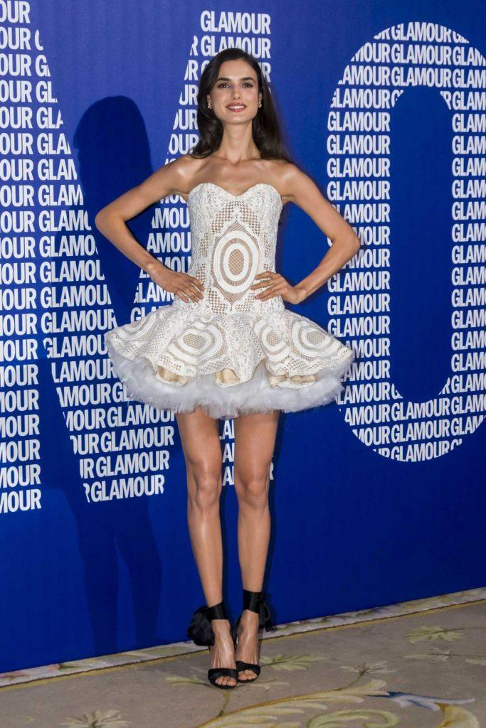 Blanca Padilla at Glamour Magazine 15th Anniversary in Madrid-2