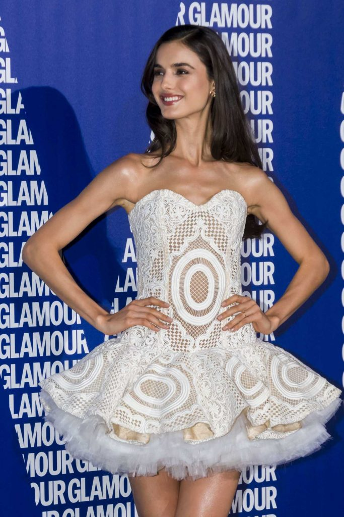 Blanca Padilla at Glamour Magazine 15th Anniversary in Madrid-4