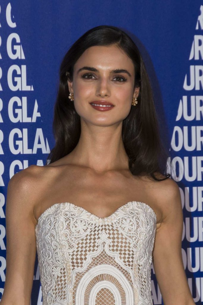 Blanca Padilla at Glamour Magazine 15th Anniversary in Madrid-5