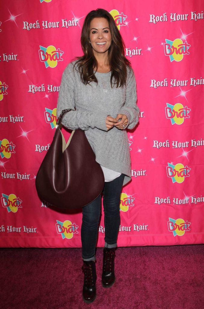 Brooke Burke at Annie LeBlanc 13th Birthday Party in Malibu-1
