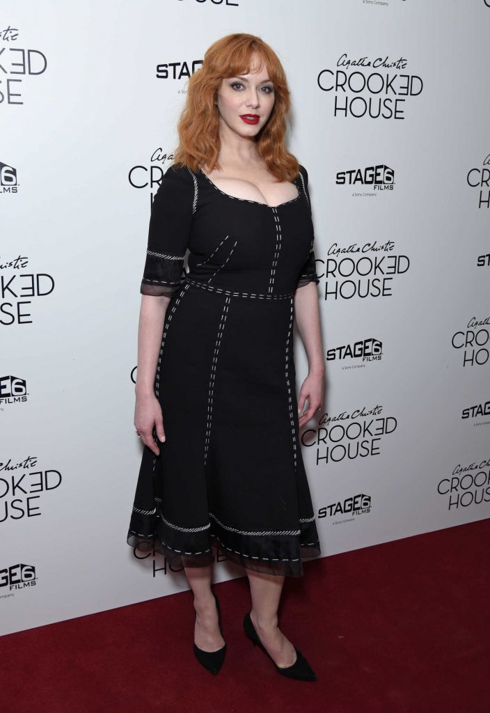 Hendricks at the Crooked House NYC Premiere at Metrograph in New York-2