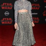 Cobie Smulders at the Star Wars: The Last Jedi Premiere in Los Angeles