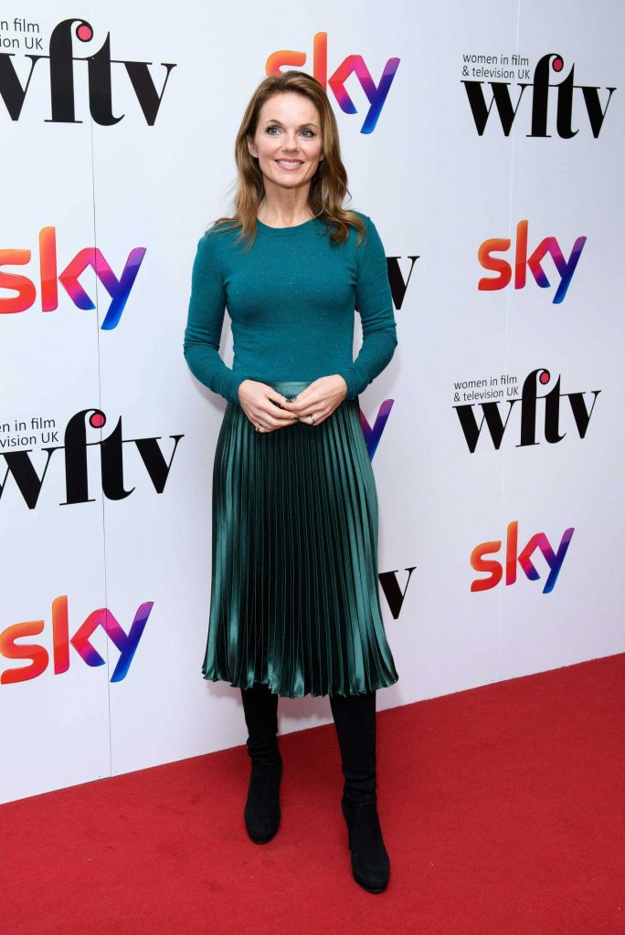 Geri Halliwell at 2017 Sky Women in Film and TV Awards in London-1