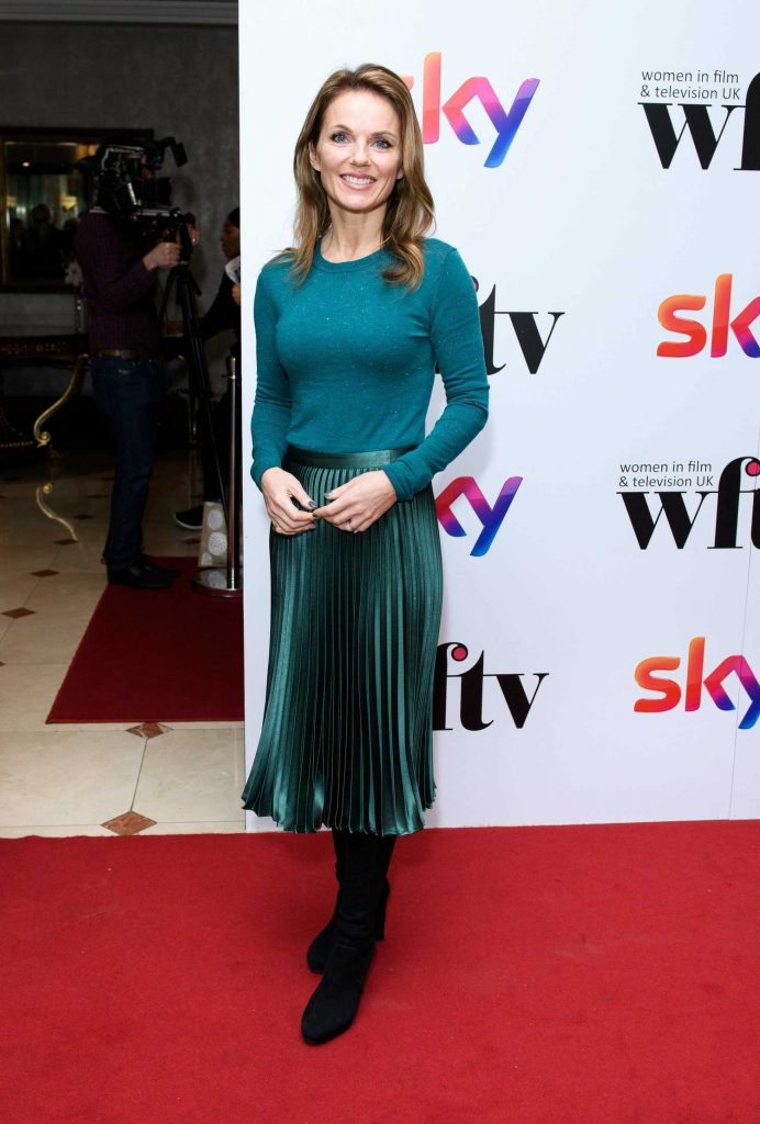 Geri Halliwell at 2017 Sky Women in Film and TV Awards in London-2