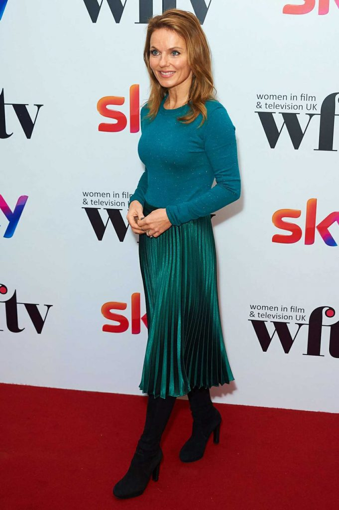 Geri Halliwell at 2017 Sky Women in Film and TV Awards in London-3