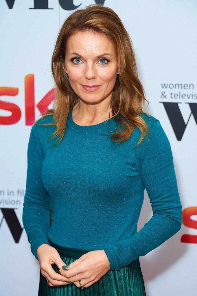 Geri Halliwell at 2017 Sky Women in Film and TV Awards in London-4