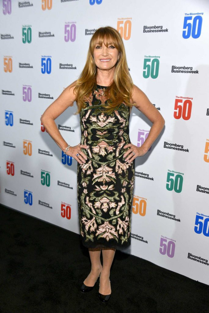 Jane Seymour at Bloomberg 50: Icons & Innovators in Global Business at Gotham Hall in New York-1