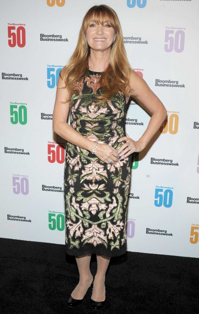 Jane Seymour at Bloomberg 50: Icons & Innovators in Global Business at Gotham Hall in New York-2