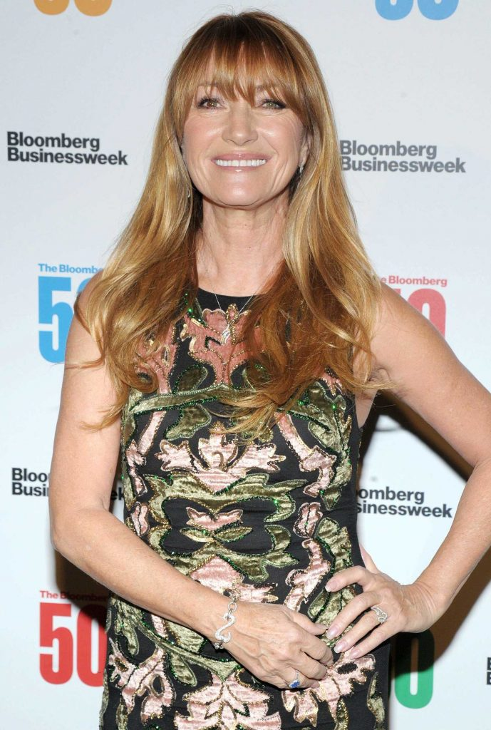 Jane Seymour at Bloomberg 50: Icons & Innovators in Global Business at Gotham Hall in New York-3