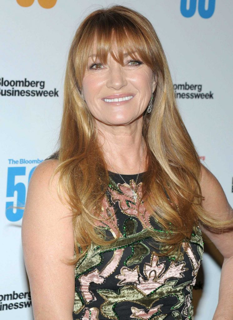 Jane Seymour at Bloomberg 50: Icons & Innovators in Global Business at Gotham Hall in New York-4