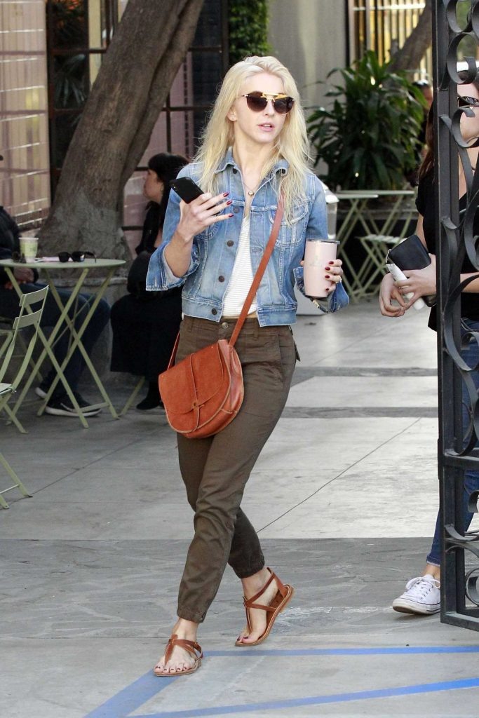 Julianne Hough Was Spotted Out in West Hollywood-1