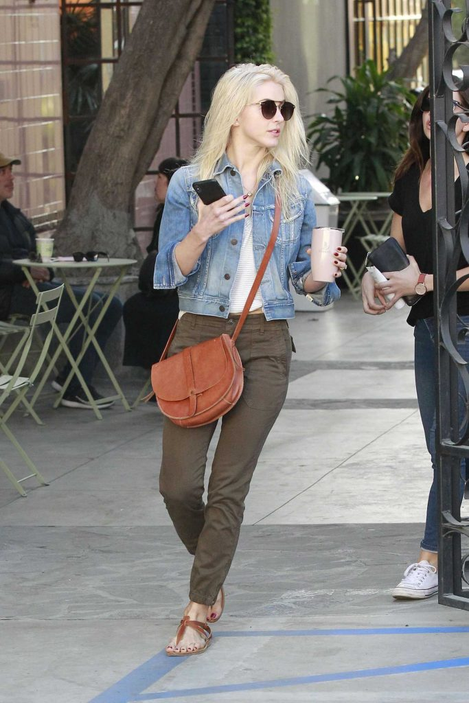 Julianne Hough Was Spotted Out in West Hollywood-2