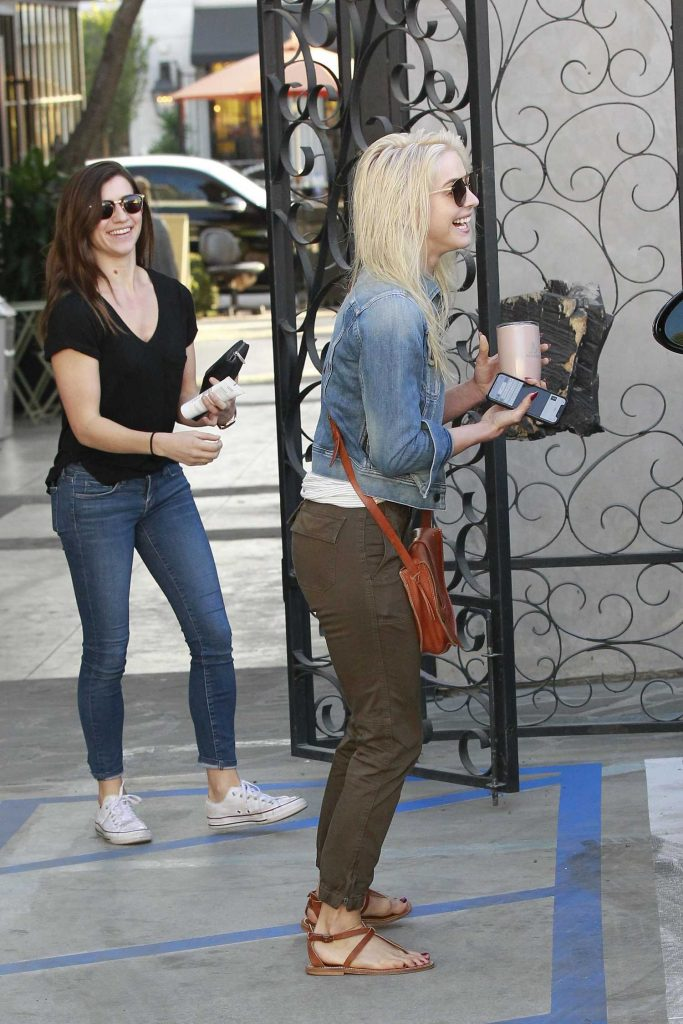 Julianne Hough Was Spotted Out in West Hollywood-3