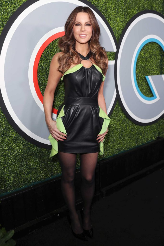 Kate Beckinsale Attends GQ Men of the Year Awards in Los Angeles-1