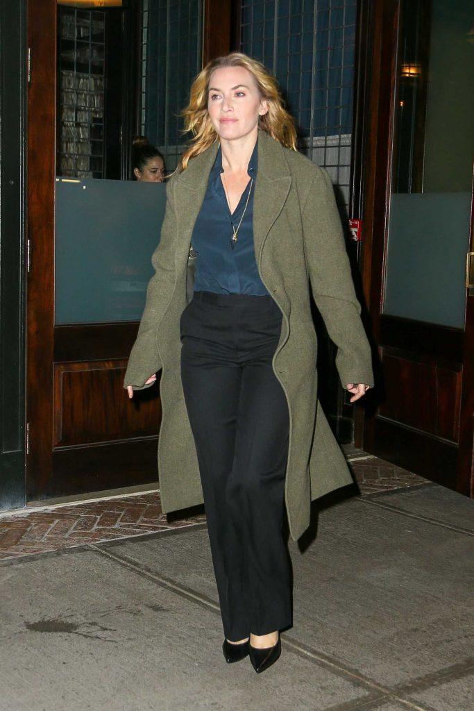 Kate Winslet Was Seen Out in New York City-2