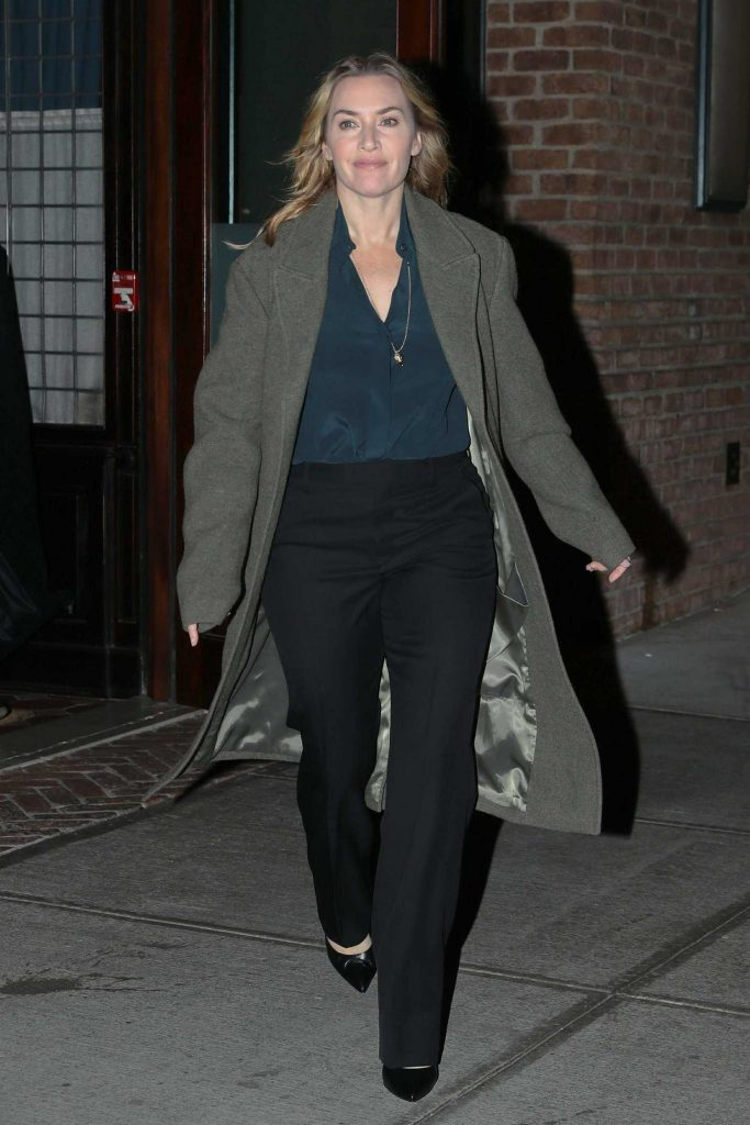 Kate Winslet Was Seen Out in New York City-4