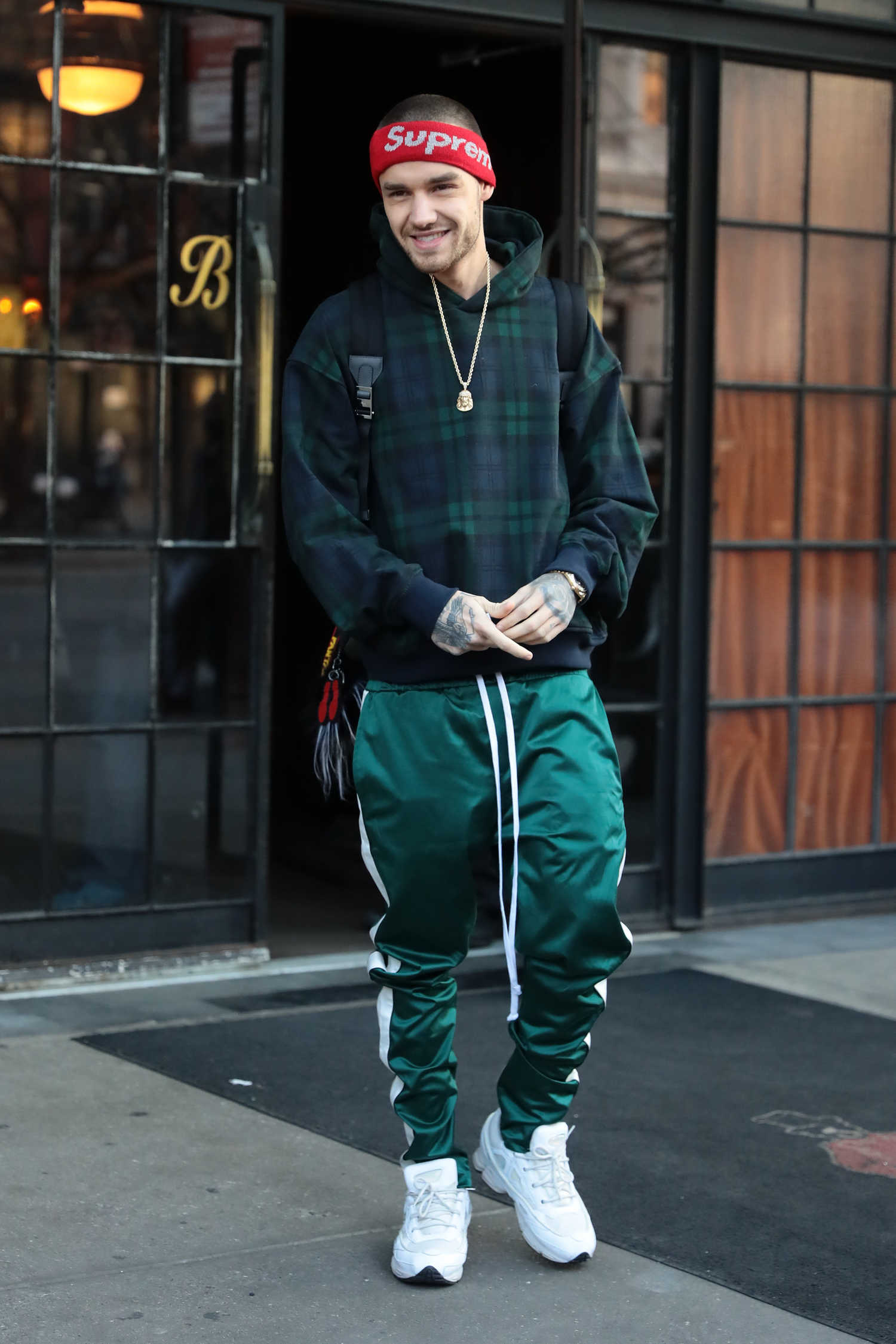 Liam Payne Leaves The Bowery Hotel In New York City