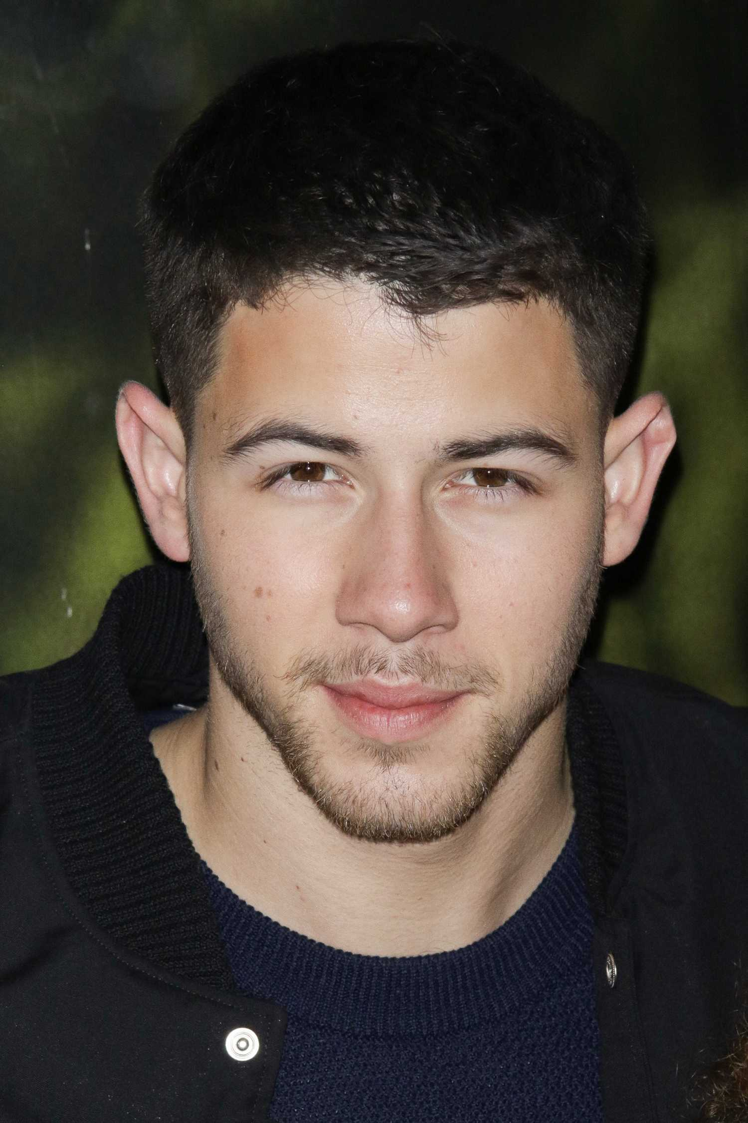 Nick Jonas at Jumanji: Welcome To The Jungle Special Screening at Dave and Busters in ...