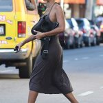 Nicole Murphy Was Spotted Out in Beverly Hills