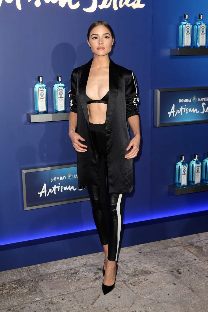 Olivia Culpo at the 8th Annual Bombay Sapphire Artisan Series Finale in Miami-2