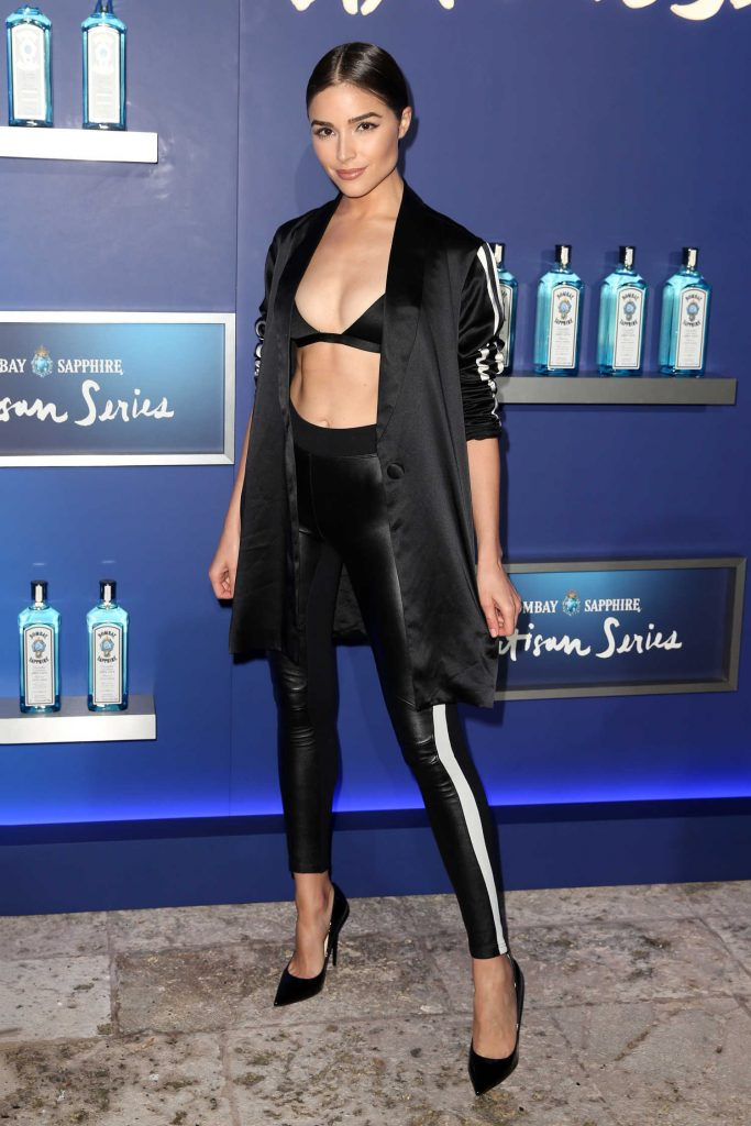Olivia Culpo at the 8th Annual Bombay Sapphire Artisan Series Finale in Miami-3