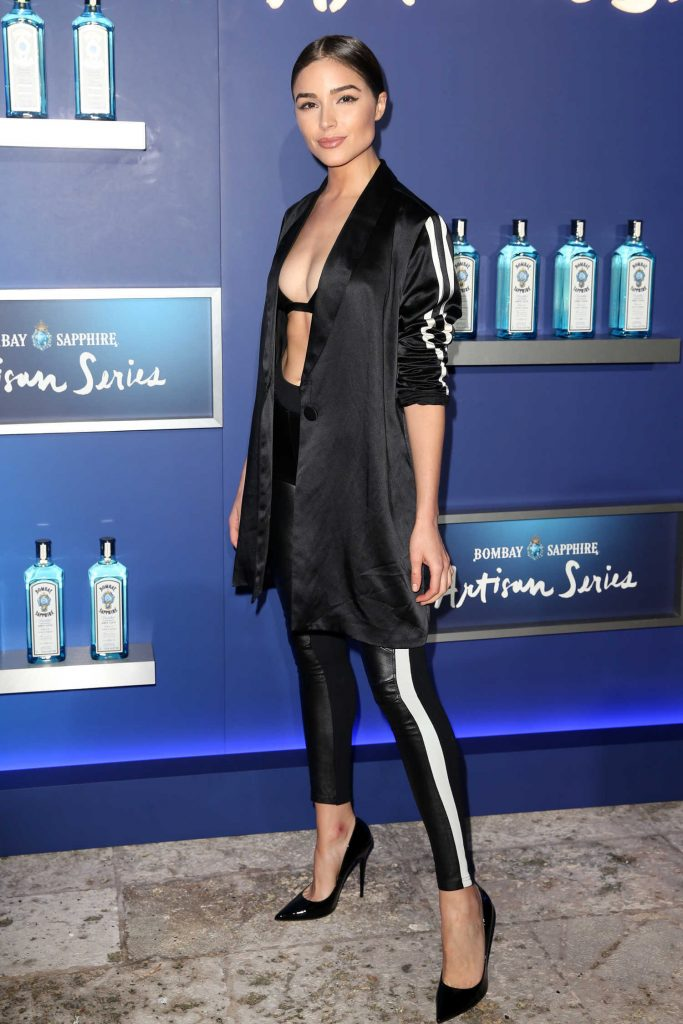 Olivia Culpo at the 8th Annual Bombay Sapphire Artisan Series Finale in Miami-4