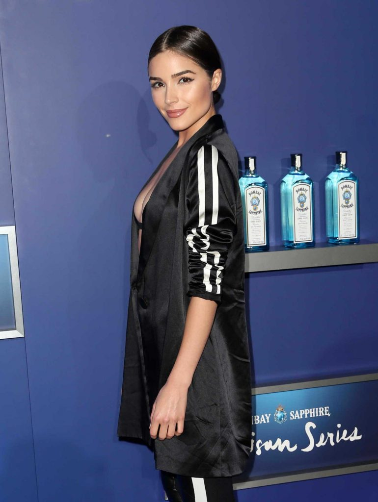 Olivia Culpo at the 8th Annual Bombay Sapphire Artisan Series Finale in Miami-5