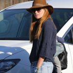 Patsy Palmer Was Spotted with Her Husband and Son in Malibu