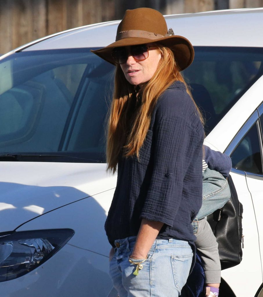 Patsy Palmer Was Spotted with Her Husband and Son in Malibu-1